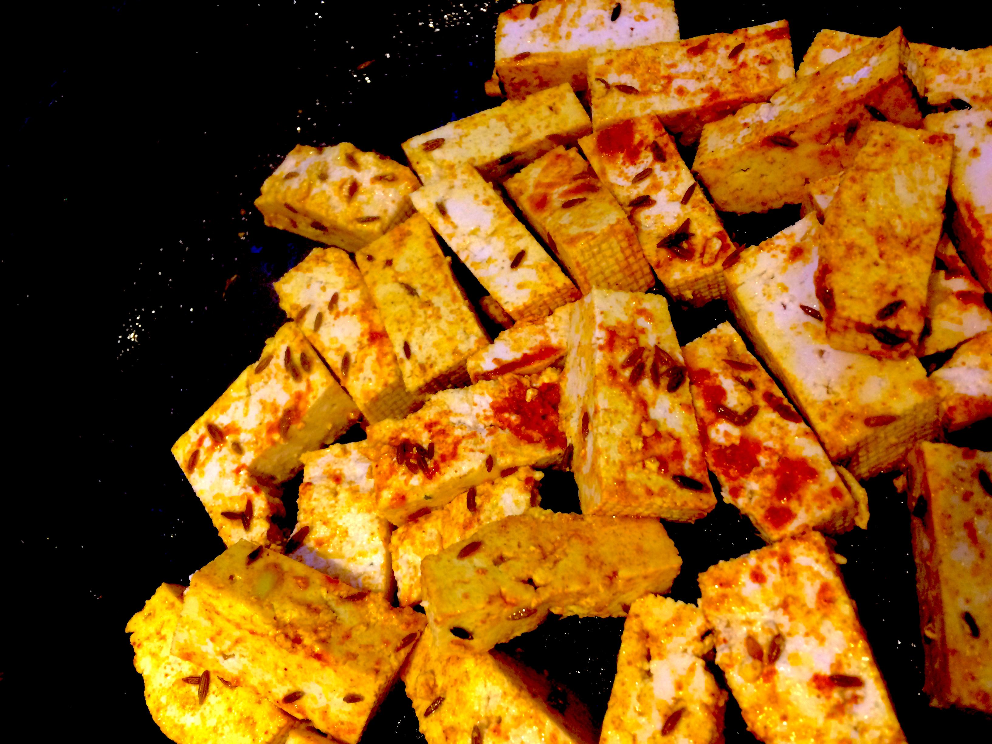 recette de tofu
